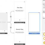 StoryboardにてUITabBarControllerのタブ(UIViewController)を増やす方法