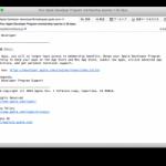 Apple Developer Program(旧 iOS Developer Program)の更新方法